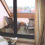 Moderne Wohnung mit Sonnenbalkon in Bad Homburg